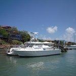 Aquanauts dive boat