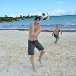 Beach Volleyball, Grand Isle Resort & Spa