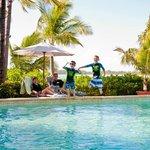 Fun at the pool, Grand Isle Resort & Spa