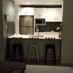 Modern kitchen Apartment 703 1 bedroom Allunga