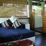 Le Pavilion (daybed w/ outdoor shower) (95234513)