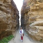 The little siq would be impressive anywhere except near Petra!