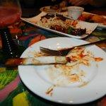 bbq ribs  blue cactus  warsaw