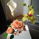 The art of sugar blossoms