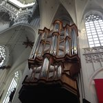 Organ at Cathedral of Our Lady