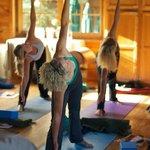 Yoga in Rec Room