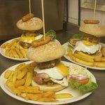 The plough burger