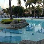 la piscine (6 heures du matin)