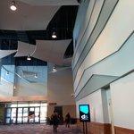 Lobby near meeting rooms