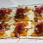 Raviolis de foie