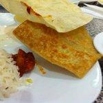 Roti and Rice