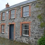 Doc Martin's surgery (Port Isaac)