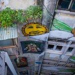 Local Artwork Next Door