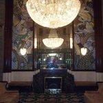 Lobby Hotel Wellington - NY