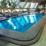 Indoor Atrium Pool