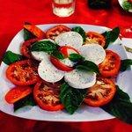 Caprese Salad.  AWESOME!!!