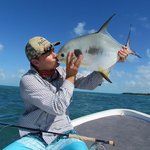The best permit fishing with chasintail