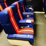 TWA first class