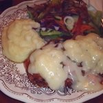 special mexican chicken parmigana
