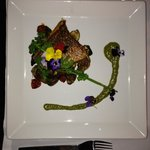 The Red Snapper dish - fish of the day