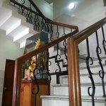 The Executive Staircase