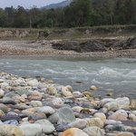 satluj river bank
