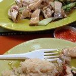 Succulent chicken. . .