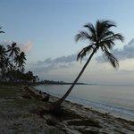 spiaggia del lodge