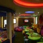 children kids club room