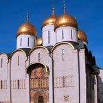 Dormition Cathedral of the Moscow Kremlin - South Gate