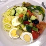 Lunch (Salad)