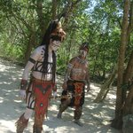 Mayan tribute