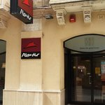 Pizza Hut, South Street Valletta. Malta