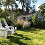 Garden at The Cottages at Cabot Cove - Kennebunkport, Maine