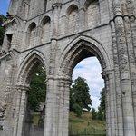 Ruins of Roche Abbey