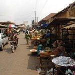 Markt in Porto Novo