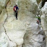 Canyoning in Costa Blanca