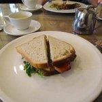 breakfast 3, bacon sandwich