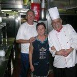 """Lo Chef e """"la Chefina"""""""
