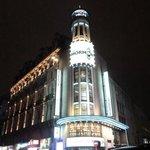 劇場は以前、マンマミーアを上演していました。