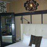Inside room 283