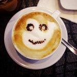 Cappuccino:)
