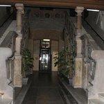 Entrance. View inn