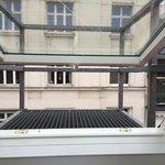 что-то вроде балкона