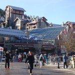 Whistler Gondola Station