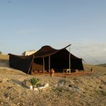 The nomadic tent