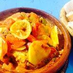 The best fish Tajin in Essaouira