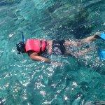 Snorkeling @ Indian Ocean