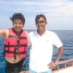 With Shobe @ House Reef Snorkeling