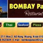 Adres Bombay Palace